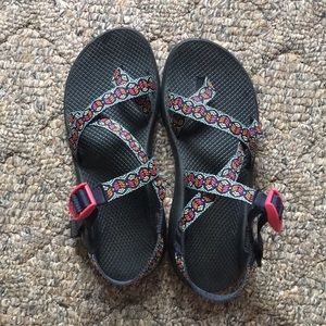 Chaco's Women's Z/Cloud 2 with toe loop